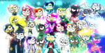 Collab - The Chosen Ones Reunited 2016 by ANNE14TCO