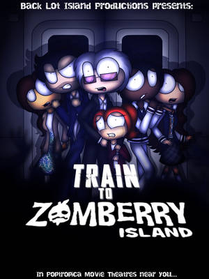 Train to Zomberry Island by ANNE14TCO