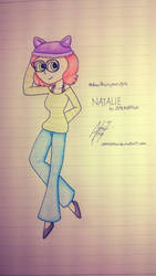Natalie by ANNE14TCO