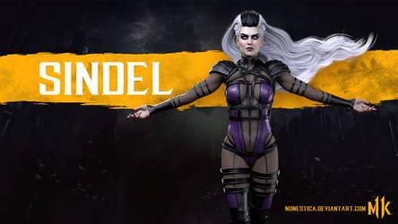 Sindel MK11 by Nonestica