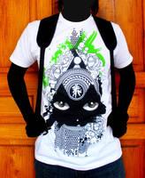 ancala kartika t-shirt by ngupi