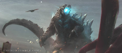King of the Monsters by ChunLo