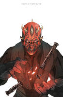 Darth Maul by ChunLo