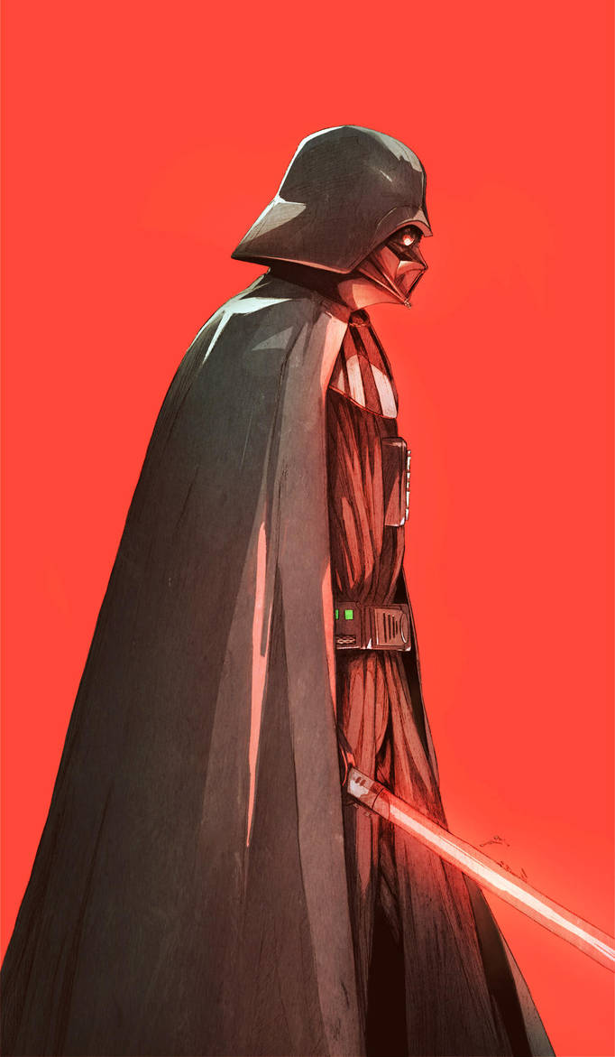 Darth Vader by ChunLo