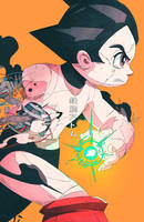 Astro Boy by ChunLo