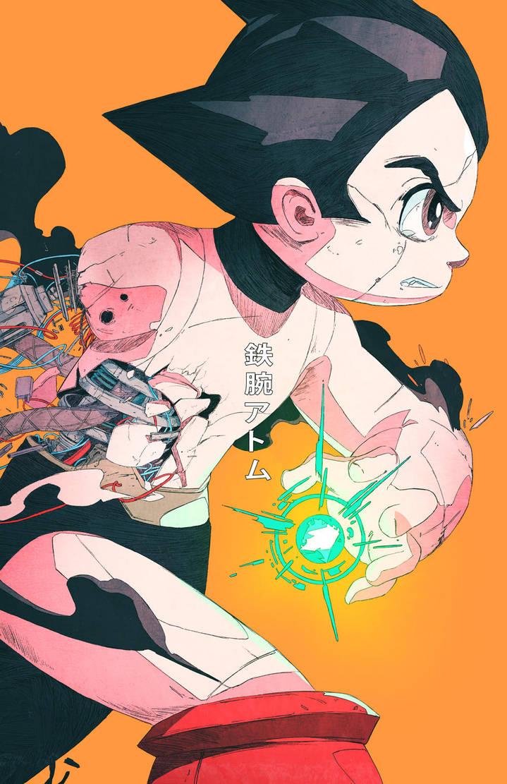 Astro Boy by ChunLo