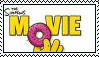 The Simpsons movie stamp by raldski5050