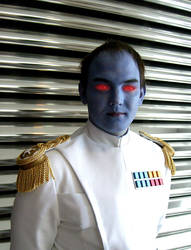 Grand Admiral Thrawn by EHyde