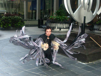 Mistborn - Vin cosplay 2 by EHyde