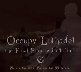Occupy Luthadel by EHyde