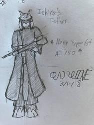 Ichiro's Father by YarsCommandZardon