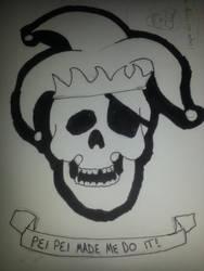 Pariah logo by TimeBombTom