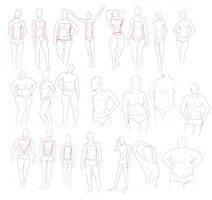 Body Types - masterpost by Damatris
