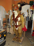 Female Bobcat Fursuit Costume by AtalontheDeer