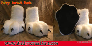 Furry Fursuit Paws in Toonstyle by AtalontheDeer