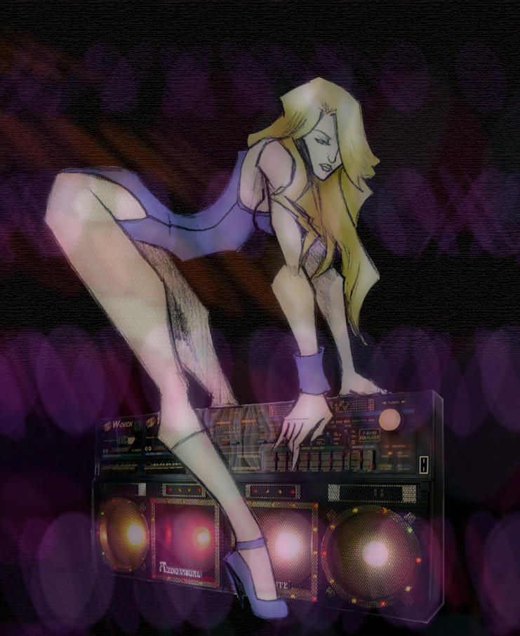 Madonna Hump by mikestimson2003