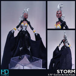 Storm Marvel Now by mikestimson2003