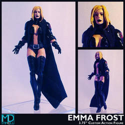 Emma Frost Marvel Now by mikestimson2003