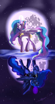 Lullaby For A Princess by ScatteredLove