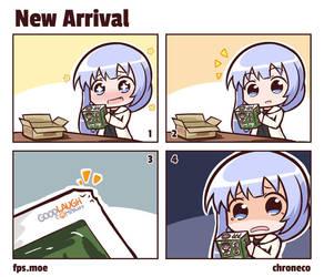 Nero Comic - New Arrival by chroneco