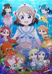 Aquarium by chroneco