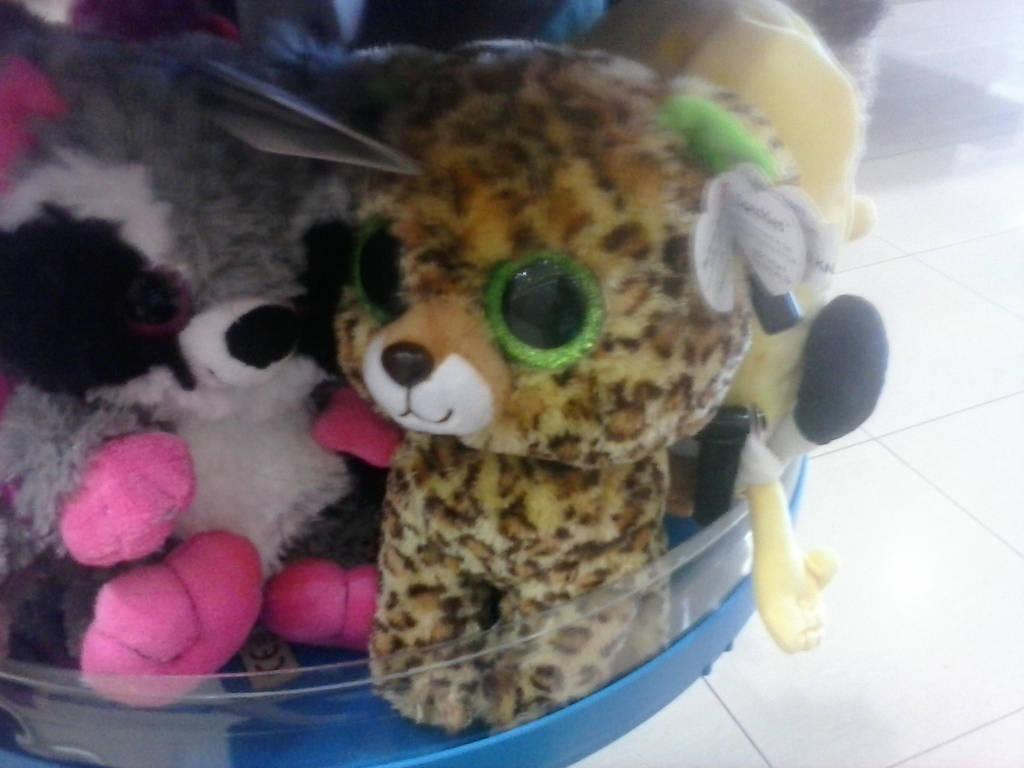 Ty beanie boo speckles the leopard plush jpg 1024x768 Beanie boos speckles d569e701825