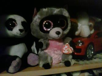 b075d6c104b PoKeMoNosterfanZG 3 3 My TY Beanie Boo Rocco Raccoon Plush 67 by  PoKeMoNosterfanZG