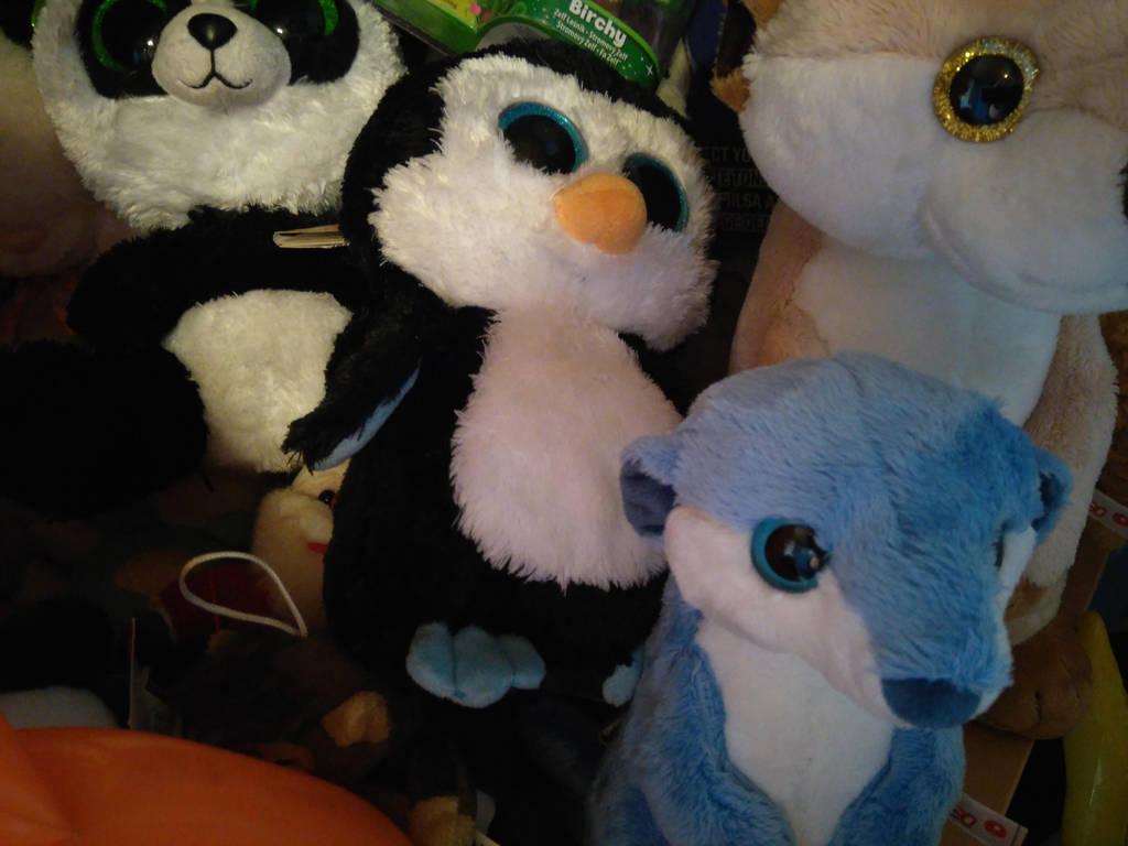 100+ Amazon Com Ty Beanie Boos Waddles Penguin Toys Games. Amazon ... 57f0817616a6