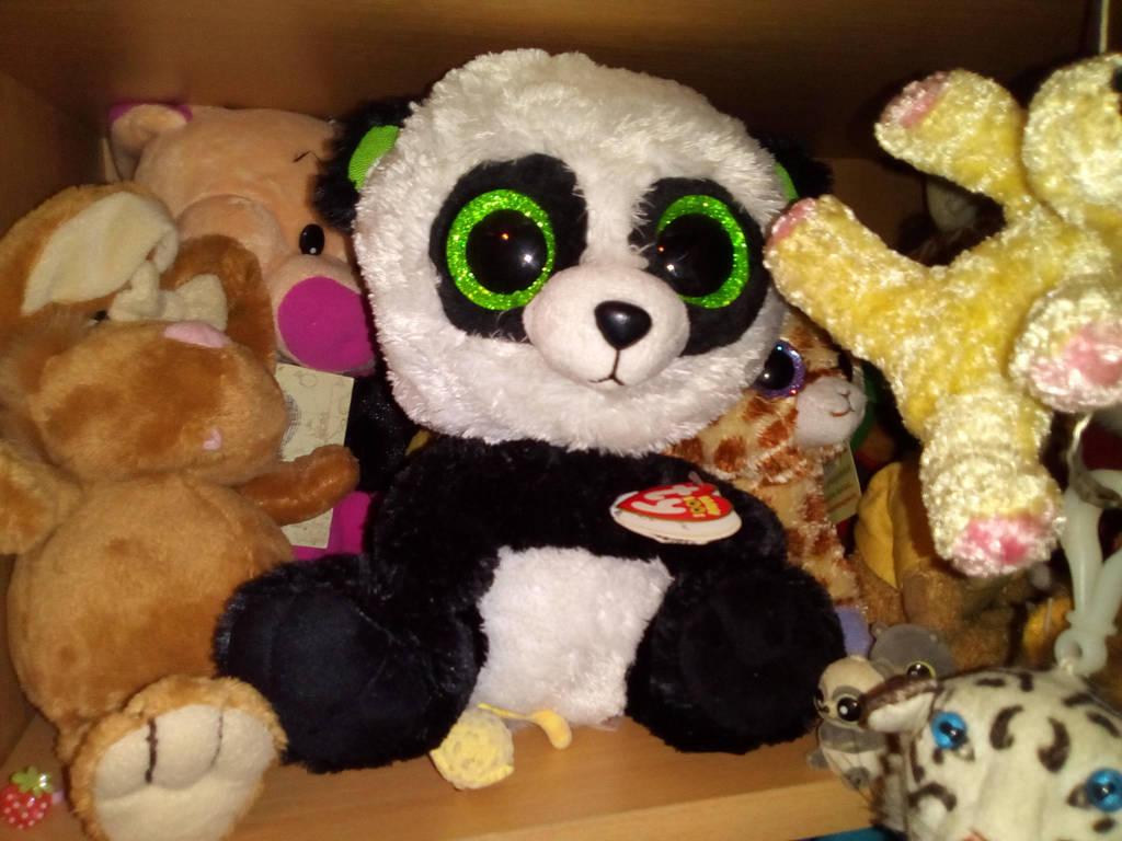 37bf92fc55e My TY Beanie Boo Bamboo Panda Plush 289 by PoKeMoNosterfanZG on ...