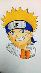 Naruto Uzumaki by Madkast