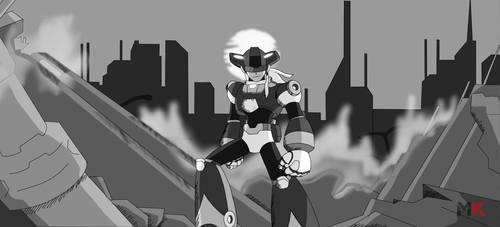 Megaman X5 - Dynamo by Madkast