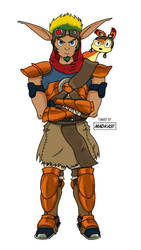 Jak And Daxter 3 by Madkast