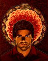 Dexter Morgan by asamamoru