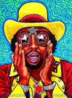 Bootsy Collins by asamamoru