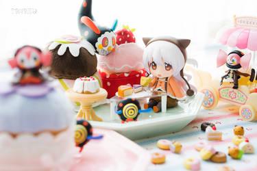 Dessert witch by HongyaiNodoka