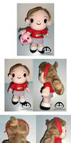 Mabel Pines and Waddles Doll Set by Lemonpez