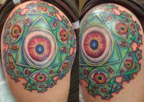 eye crystal by BeyondFlesh