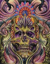 Skull Book by BeyondFlesh