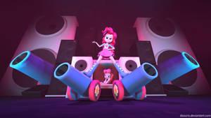 Pinkie's Party Princess Palooza by tbOsiris