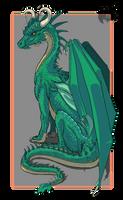 Behane the Dragoness by Behane