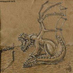 Smaugust 08 by Behane