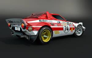 Lancia Stratos marlboro 03 by LarsenGR