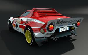 Lancia Stratos marlboro 04 by LarsenGR