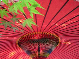 summer maple by Tsukibana-Yamai
