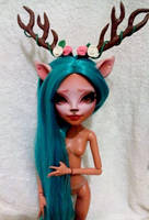 Isi Dawndancer - Monster High Custom by puppettales