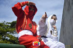 Rocky and Tommy - Red and White #MMPR: The Movie by DashingTonyDrake