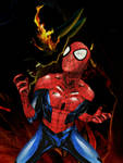 Ultimate Spider-Man - Personal Inferno by DashingTonyDrake