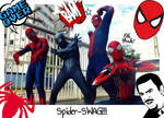 Into The Spider-Verse - Spider-Swag! by DashingTonyDrake