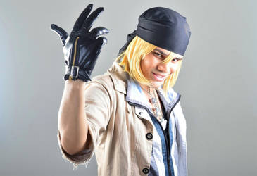 Snow Villiers - FF XIII - I'm The One You Want! II by DashingTonyDrake