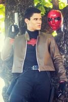 Jason Todd, The Red Hood - So Damn Unkind by DashingTonyDrake
